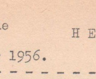 Roggelse Blaadjes september 1956